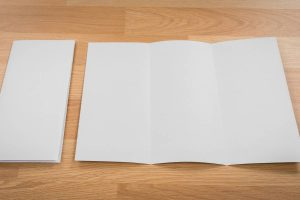 הדפסה על מוצרים - פלייר